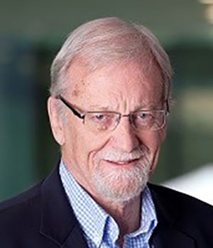Prof the Hon Gareth Evans AM QC</br>International policy maker, former Australian government minister