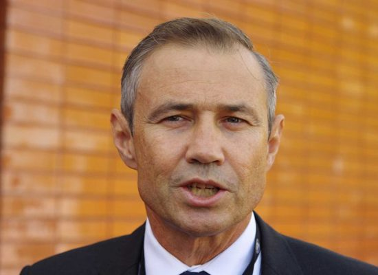 Roger cook wa health minister