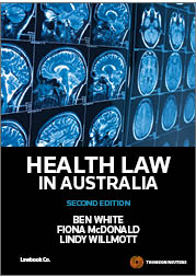 health law in australia 2014