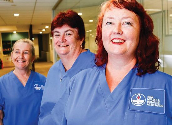 nsw nurses and midwives photo cropped