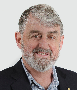 Nicholas Cowdery AM</br>Director of NSW Public Prosecutions (1994-2011), university lecturer, international consultant on criminal justice issues